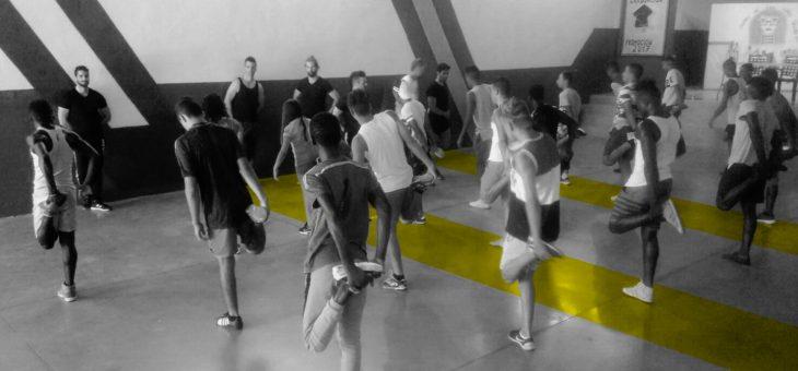 Los Vivancos' masterclass at Ciudad de los Niños